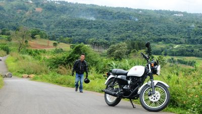 Kawasaki W175, Motor Klasik Untuk Berkendara Asik