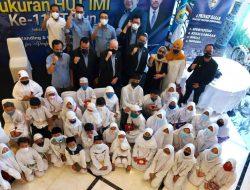 Ketum IMI Rayakan HUT ke-115 Dengan  Anak Yatim