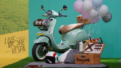 Piaggio Indonesia Luncurkan Vespa Picnic, Cocok Untuk Liburan
