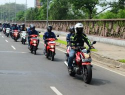 Test Ride Suzuki NEX II, Skutik Kawula Milenial Kompak, Gesit dan Irit