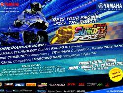 Yamaha Gelar Sunday Race R Cup Series
