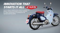 RESMI: Warna Baru Si Klasik Honda Super Cub C12 Menjadi Semakin Cantik